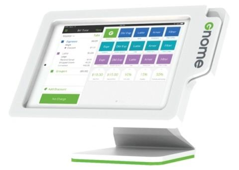 Groupon's Gnome is a tablet-based platform with a point of-sale system and credit card payment processing service that eventually will serve as an operating system for merchants to run their entire operation.