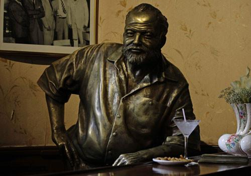 A state of Ernest Hemingway