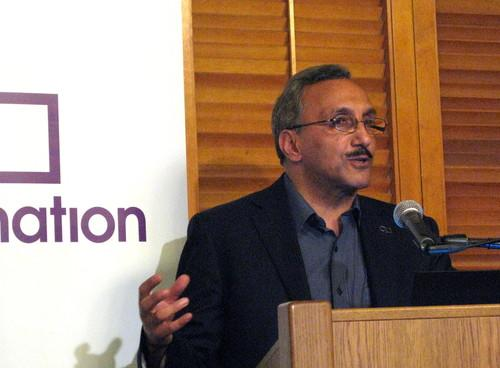 Imagination Technologies CEO Hossein Yassaie