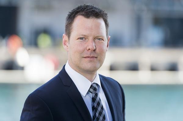 ICITA CEO Damien Stephens.