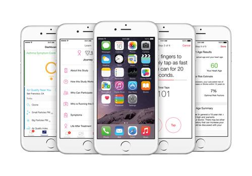 Apple introduces ResearchKit, giving medical researchers the tools to revolutionize medical studies