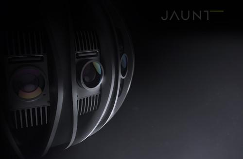 Jaunt's Neo camera is for professional film makers who want to take 360-degree video.
