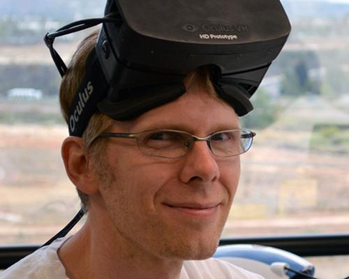 Computer game pioneers John Carmack will explore the realm of virtual reality gaming with a new start up, Oculus Rift.