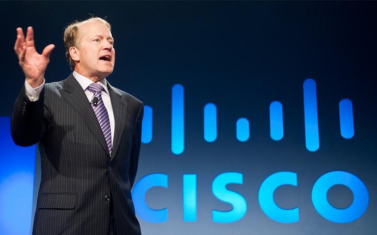 Chambers to step down, ending era at Cisco