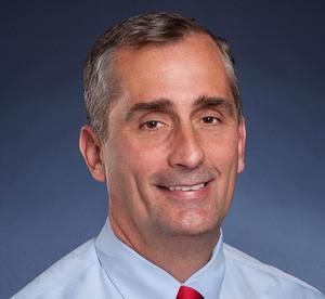 Intel's Brian Krzanich