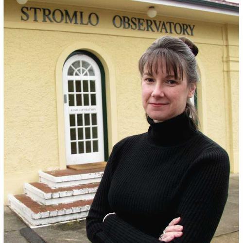 Australia's new Chief Scientist, Professor Penny Sackett. (Photo: ANU)