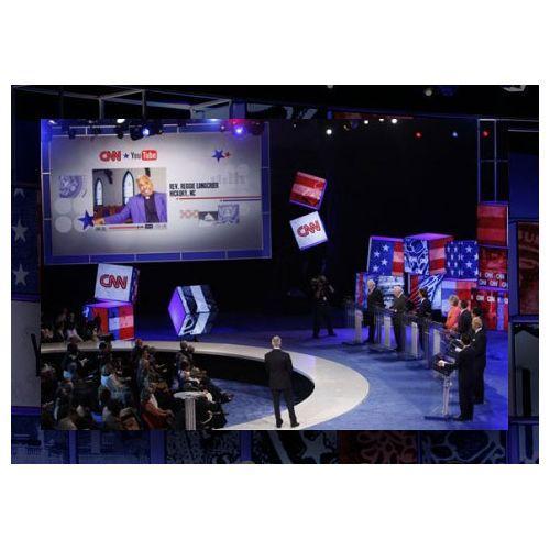 The YouTube debates