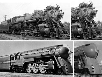 Railroad locomotives