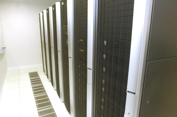 The data centre uses HP servers, Cisco and Juniper networking gear and an EMC SAN.