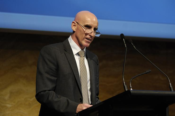 NBN Co chief, Mike Quigley