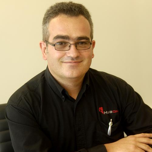 HubOne managing director Nick Beaugeard