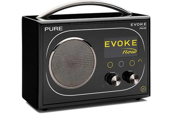 The Pure EVOKE Flow digital radio