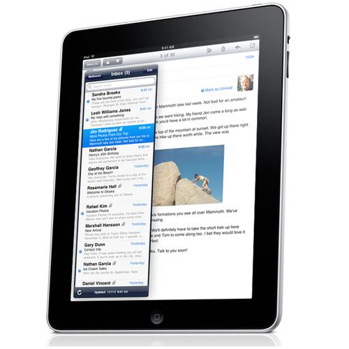 Apple's new iPad will run most iPhone applications
