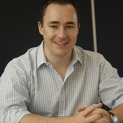 Microsoft Australia's director of its server business group, Phil Goldie