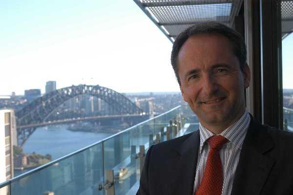 SAP co-CEO, Jim Hagemann Snabe.