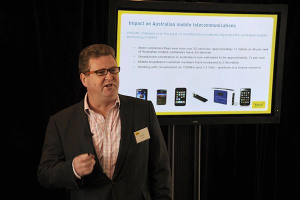 Henry Calvert from Optus talks LTE and what it will mean for CIOs