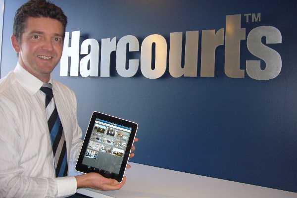 Harcourts International's chief information officer, Jason Wills