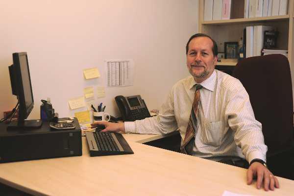 Former NSW Department of Housing CIO, Vladas Leonas <hr> Photo: Ian Sharp