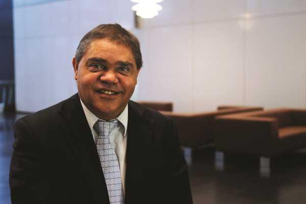 Message Stick co-founder, Michael McLeod, was intrinsic to the development of the Australian Indigenous Minority Supplier Council, AIMSC.