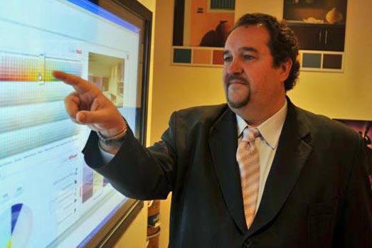 Autech chief executive, Darren Alexander, hopes to bring a local sensibility to the NBN Tasmania board of directors.