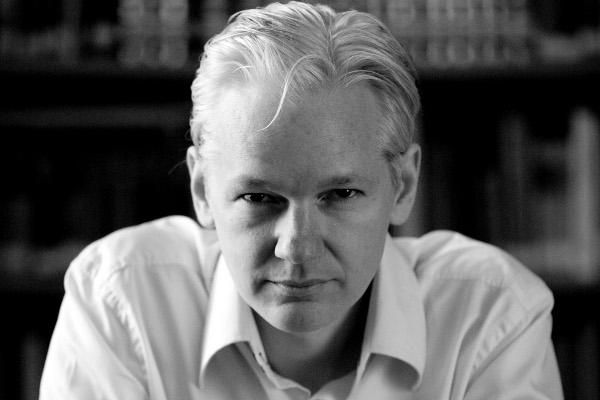 Julian Assange. Image: Markchew2010/Wikipedia (Creative Commons).