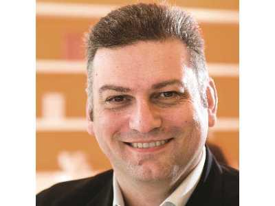 Internode CIO, Frank Falco
