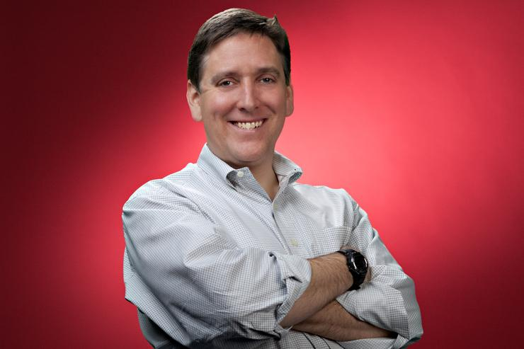 Google's chief information officer, Ben Fried