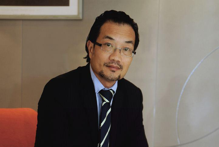 Infosys managing partner, Robert Liong