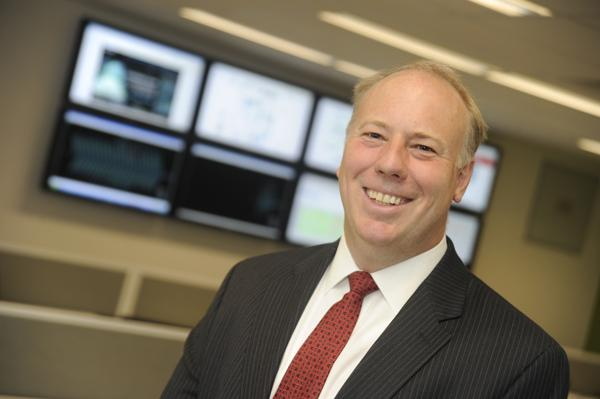 Pacnet chief executive, Bill Barney.