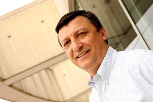 Garter senior vice-president and CIO, Darko Hrelic