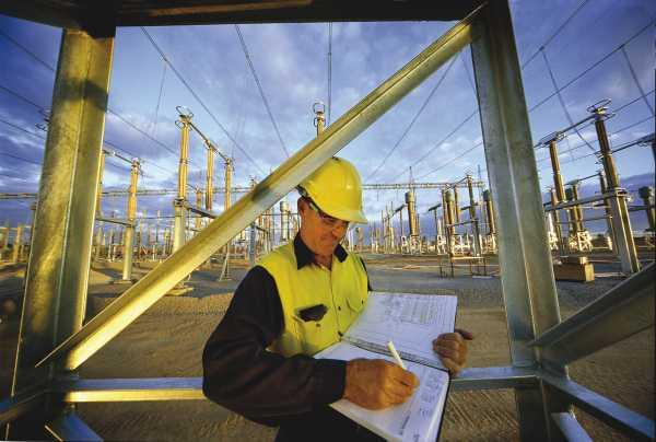 A substation at Coffs Harbour, NSW
