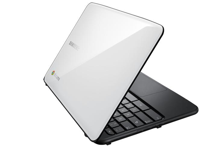 Samsung's Series 5 Chromebook.