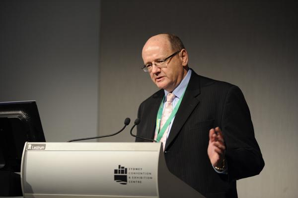 NSW Department of Health's director of e-health and ICT strategy branch, Ian Rodgers.