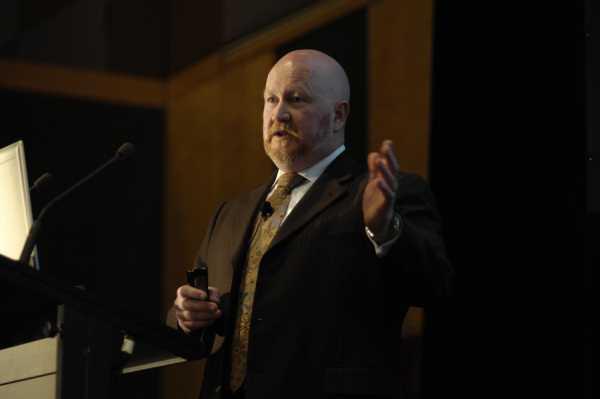 Komatsu Australia CIO, Ian Harvison