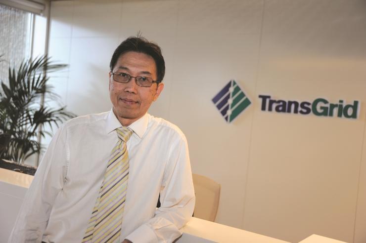 TransGrid CIO, Henry Tan