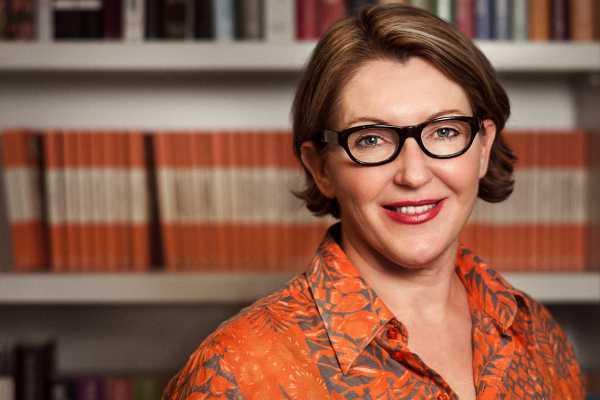 Pearson Australia Group CIO, Jenny Beresford. <br><br> <small>Image: Greg Beyer 2011</small>