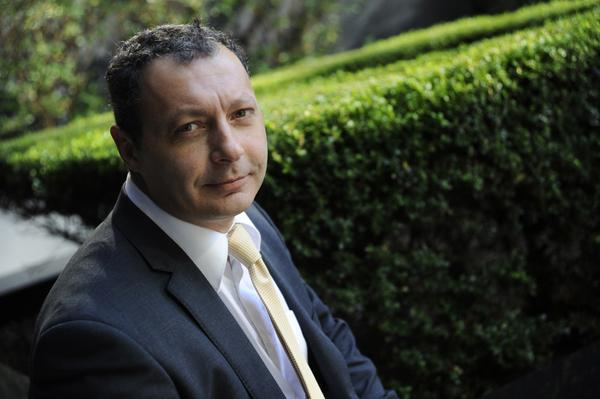 Joe Perricone, IT manager for the Cerebral Palsy Alliance