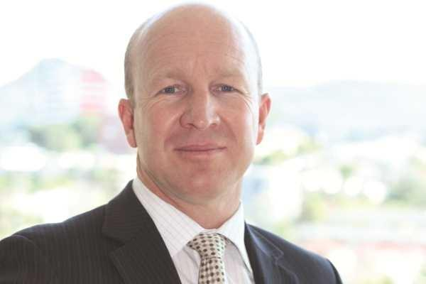 Evan Thomas, general manager of IT integration with Medibank