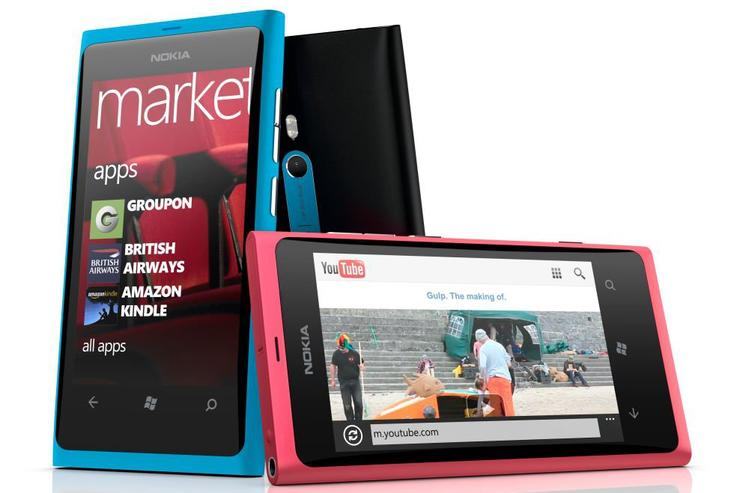 Nokia's Lumia 800 is now available to pre-order through Optus