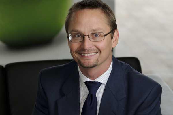 IPscape CEO, Simon Burke
