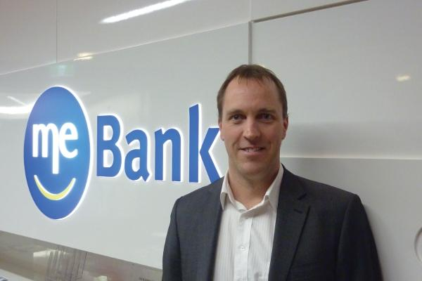 ME Bank information security manager, Lachlan McGill