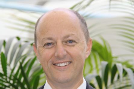 David Chapman, CIO of Teachers Credit Union