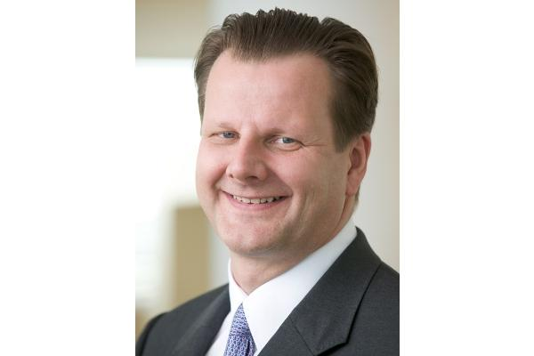 SAP global chief information officer, Oliver Bussmann.