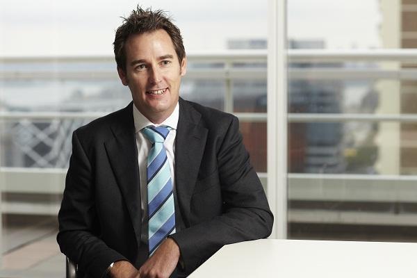 ING Direct Australia CIO, Andrew Henderson.