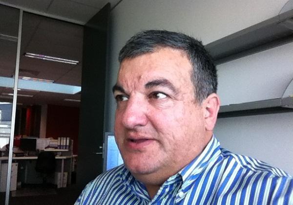 GraysOnline CIO, Tony Coorey.