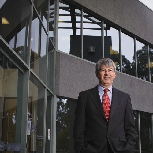 Monash University CIO Ian Tebbett