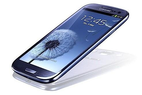 The Samsung Galaxy S III is one Android phone that is susceptible to the USSD security flaw.