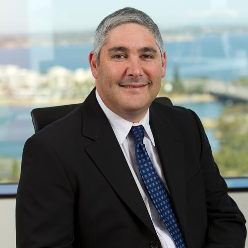 Glenn Myers, CIO, Insurance Commission of Western Australia