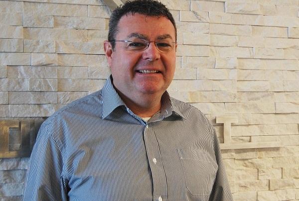 Domino's Group CIO, Wayne McMahon.