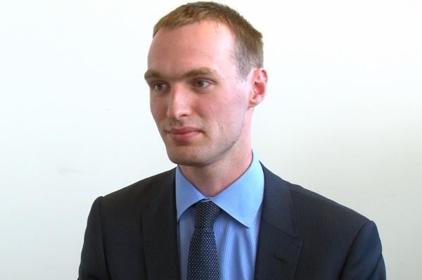 Bradley Kalgovas
